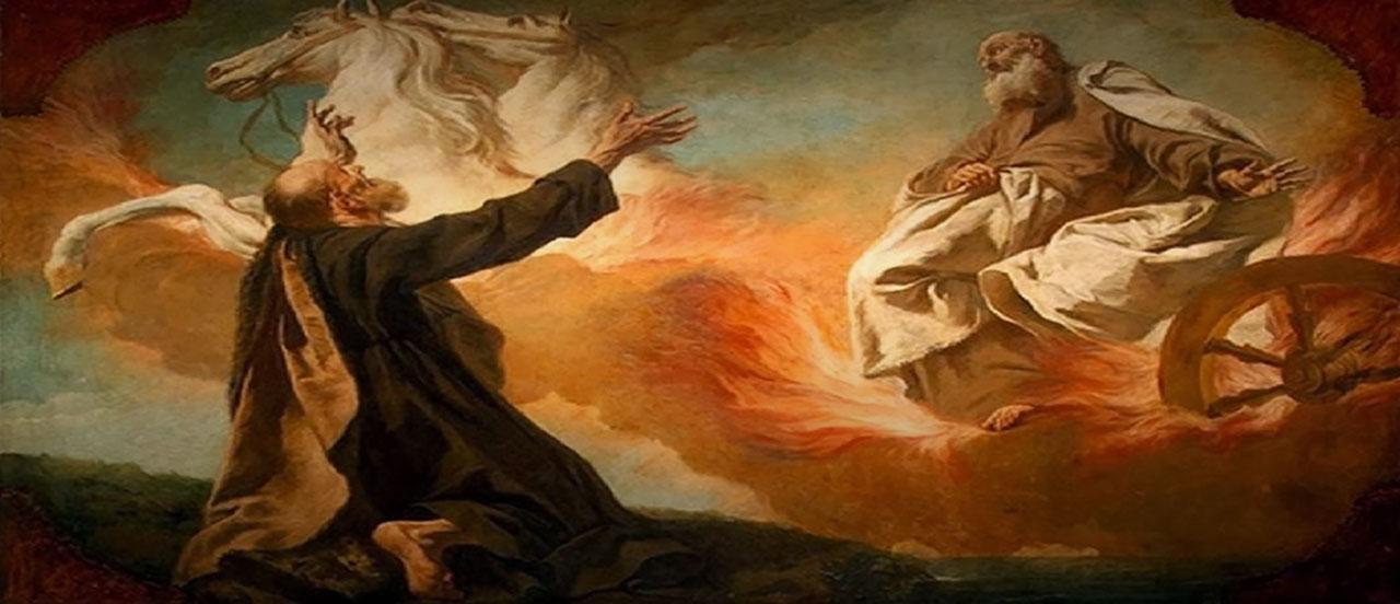 Waktu dan Kehidupan Nabi Elisa