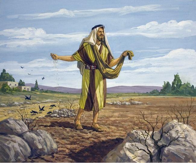 Quiz Alkitab: Perumpamaan…