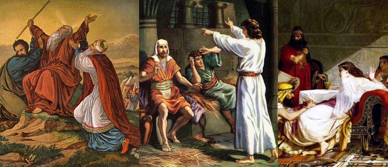 7 Famous Heroes in the Bible