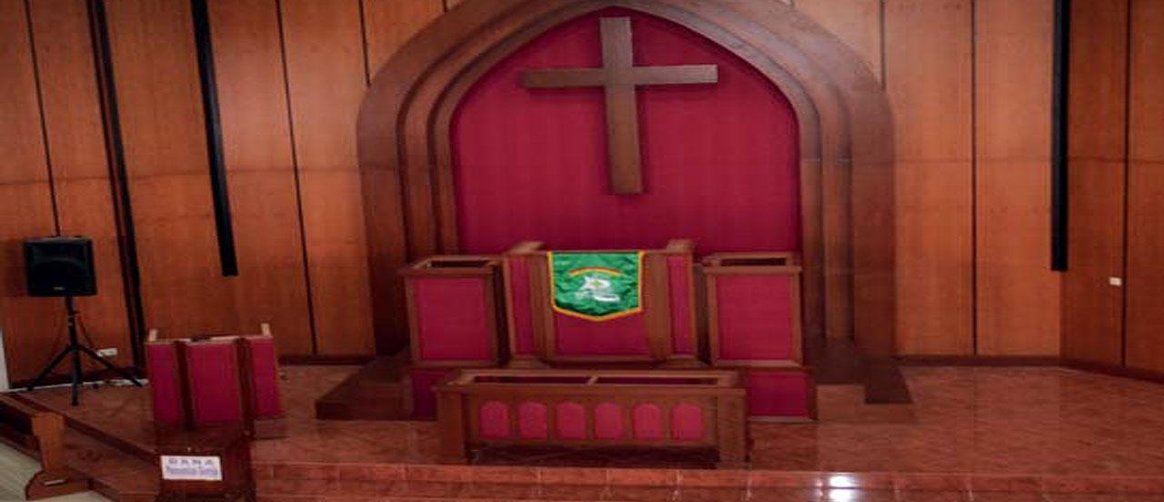 "PA : Yesaya 42:6-7 : ""Komunitas yang terluka, komunitas  yang menyembuhkan"""