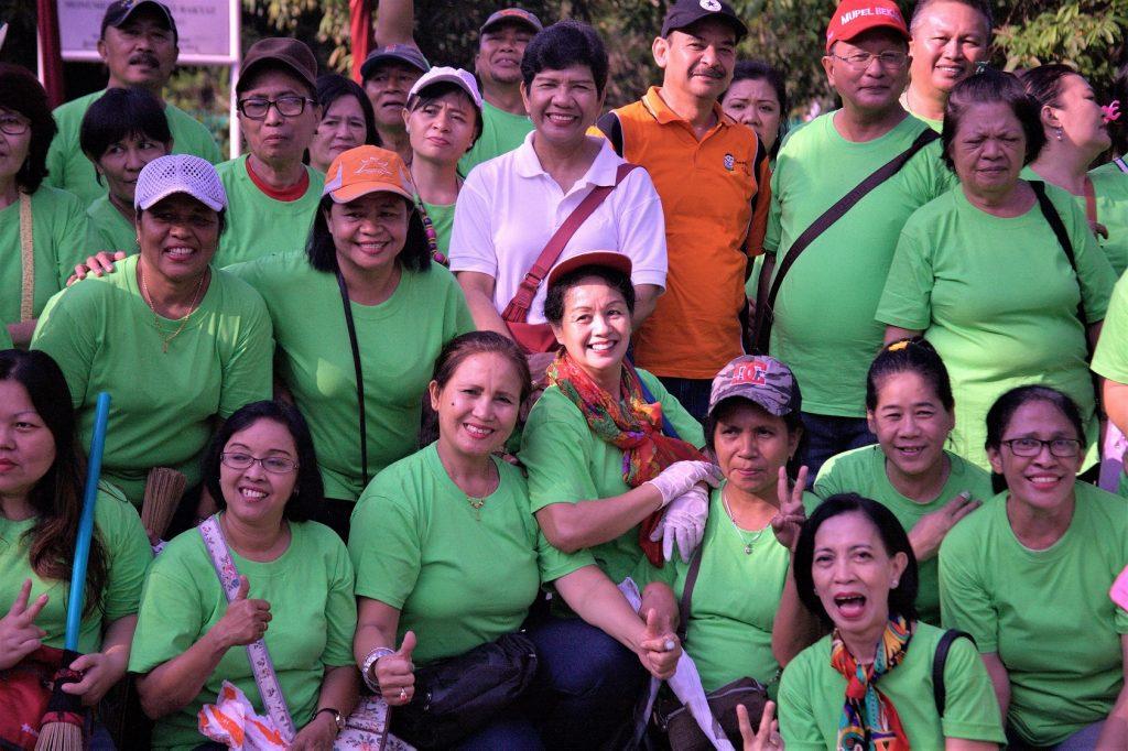 Aksi Bersih-Bersih / Clean Action