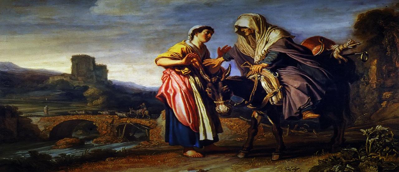 Ruth, Wanita yang Setia
